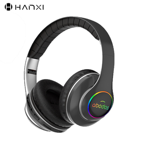 Image 1 - 1000mAh Wireless Bluetooth Headphones Portable Lightly Foldable Bluetooth 5.0 Stereo Headset With Mic Support TF Card FM Radio