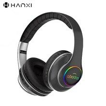 Auriculares inalámbricos con Bluetooth estéreo con micrófono y Bluetooth 1000, portátil, ligeramente plegable, con soporte para tarjeta TF, Radio FM, 5,0 mAh