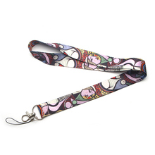 CA253 Picasso Art Straps Lanyards For keychain ID Card Pass Mobile Phone USB Badge Holder Hang Rope Lariat Lanyard