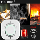 TISHRIC Smoke Detect...