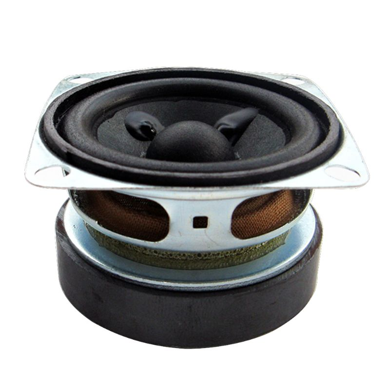 2PCS 2Inch Mini Portable Audio <font><b>Speaker</b></font> 4/<font><b>8Ohm</b></font> 8/<font><b>15W</b></font> Full Range Multimedia <font><b>Speaker</b></font> for Home Theater Sound System DIY image