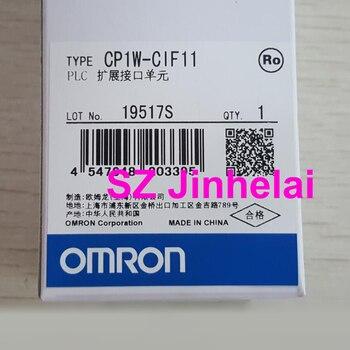 OMRON CP1W-CIF11 unidad de interfaz de extensión PLC original auténtica