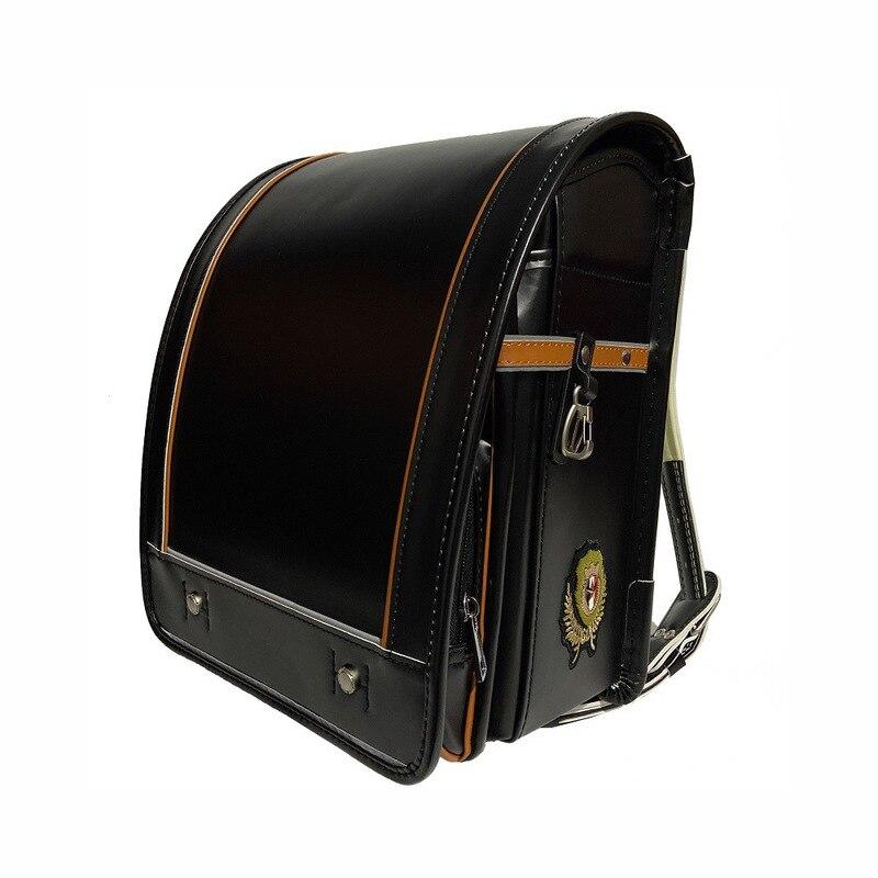 Chidren schoo bags Waterproof Mochila Infantil 1-3grade School Bags for boys New badge Kids Bag 2020  Japanese School Backpack