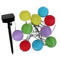 Светодиодный светильник на солнечной батарее, сказочный светильник, украшение для дома