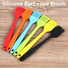 1PC Silicone cuisine Barbecue brosse gâteau cuisson brosse écologique pain huile crème cuisson badigeonnage brosse maison bricolage Silicone outils(China)