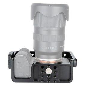 Image 3 - NICEYRIG DSLR soporte jaula de cámara para Sony A7MIII a7m3 A7RIII a7r3 A7RII a7r2 A7SII a7s2 A7II A7S A7R A7 dslr Rig Cámara Rig