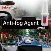 Agente anti nevoeiro super hidrofóbico cleaner nevoeiro repelente spray pára brisa do carro forro de vidro repelente agente retrovisor chuva repelente Reparação de janela Automóveis e motos -