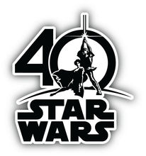 For Star Wars 40 Sticker Bumper Decal - ''SIZES''