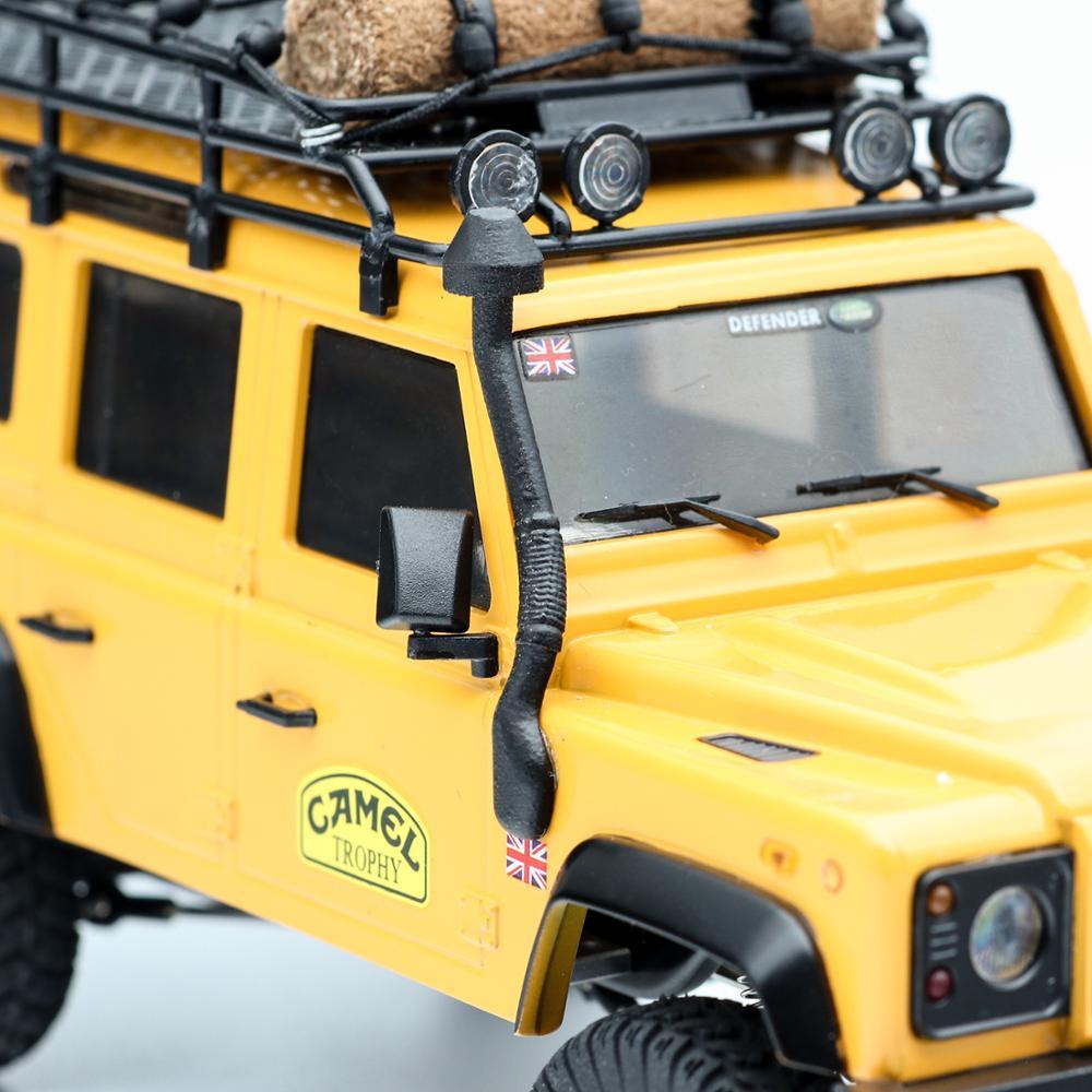 Orlandoo Hunter Model Car 1:32 A03 Plastic Wading Snokle For Defender Upgrade Decoration Appearance Piece