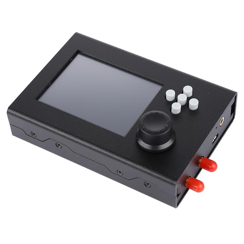 2inch LCD 5ppm  TCXO  H2 PORTAPACK Touch 2000mAh SDR Case Speaker     For ONE  Battery Aluminum 0 3  HACKRF