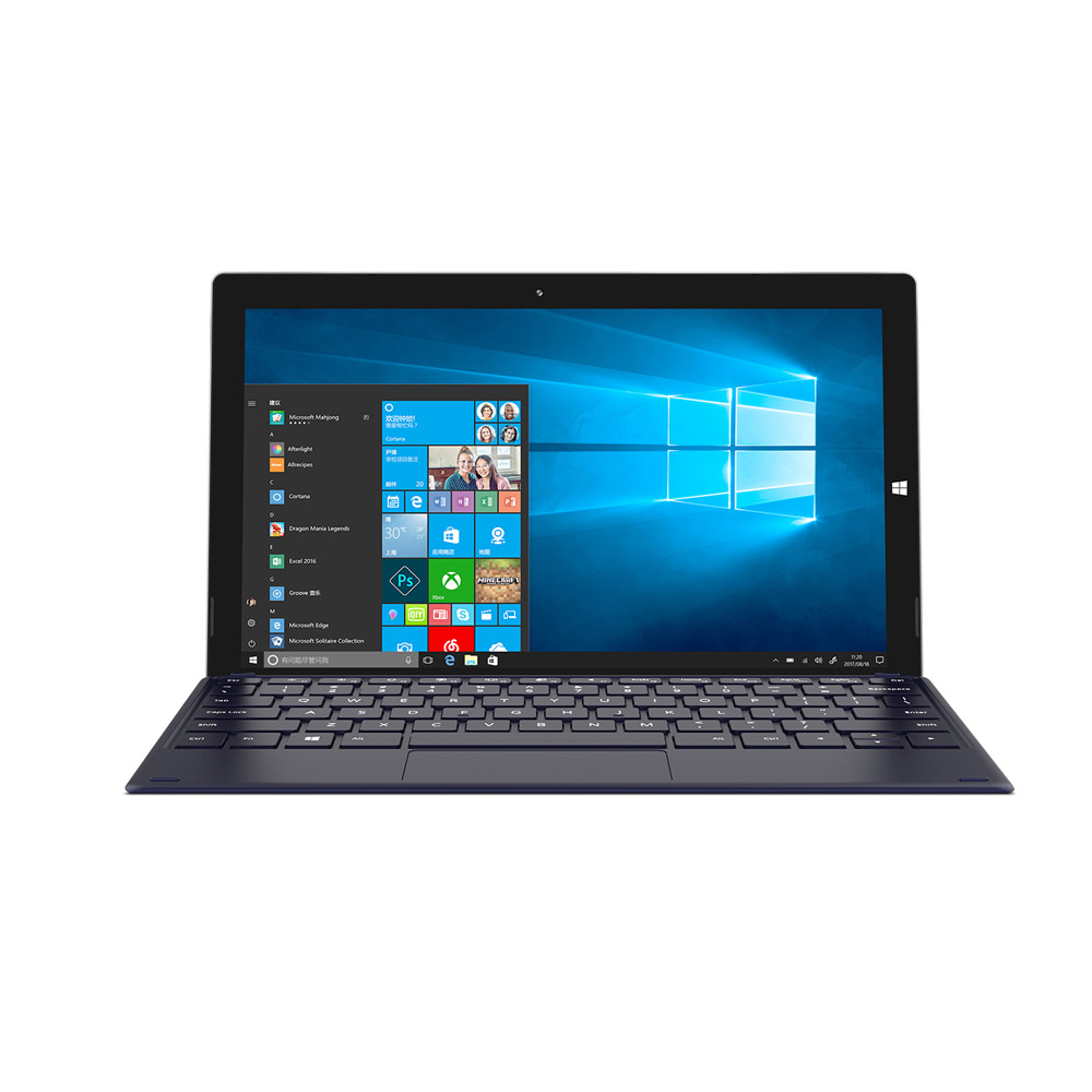 Teclast X4 2 In 1 Tablet Laptop 11.6 Inch Intel Gemini Lake N4100 Quad Core 2.4GHz 8G RAM 256G SSD Windows 10 Without Keyboard