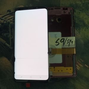 Image 4 - 큰 포인트 큰 라인 삼성 갤럭시 S9 S9 + G965F G965W 터치 스크린 디지타이저 LCD 디스플레이에 대 한 큰 화상 삼성 G965 G965U G960