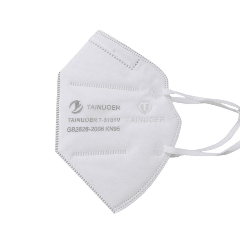 Reusable Respirator 6 Layers Filter FFP2 FFP3 KN95 Mask Valved Face Mask Protection Face Mask Mouth Cover Pm2.5 Dust Masks 5