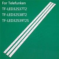 Nueva TV LED iluminación para Telefunken TF-LED32S37T2 TF-LED32S38T2 TF-LED32S39T2S LED barra de luz de línea de los gobernantes 32PAL535