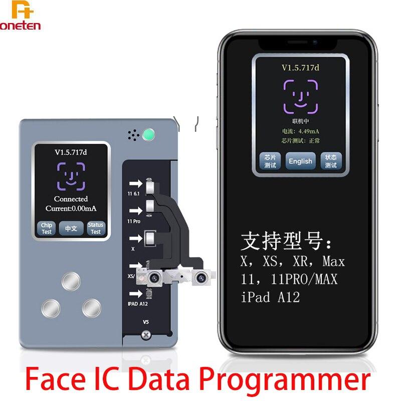 Luban iFace Pro yüz kimliği veri programcı nokta vuruşlu onarım aracı ön kamera için iPhone X XS XSMAX 11 11PROMAX yüz sorunu düzeltme