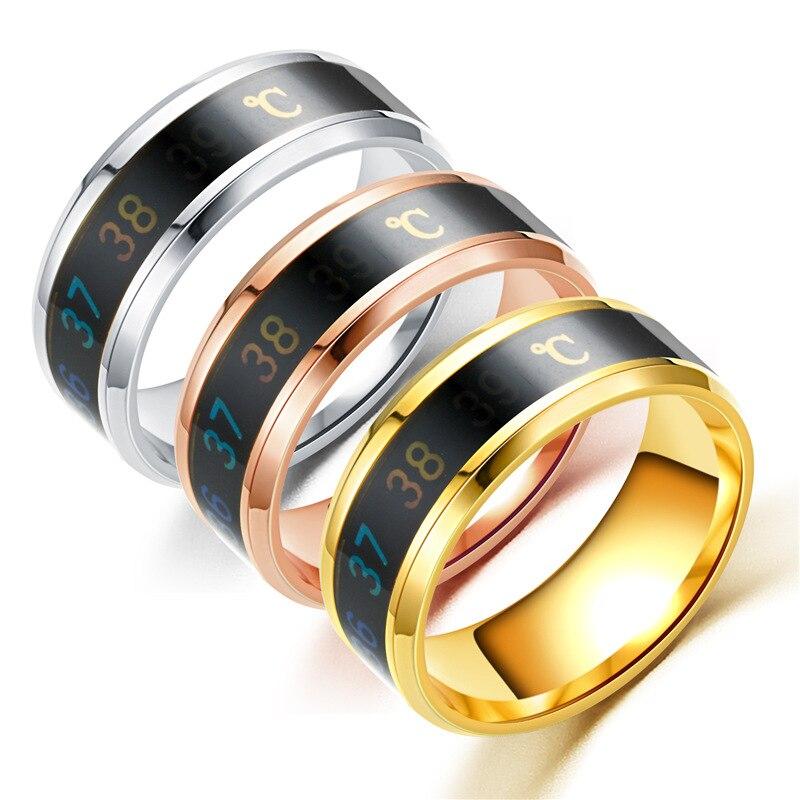 Magic Temperature Smart Rings 16