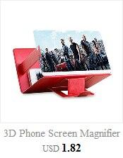 H02f485b9ffa04f66bb765721f072d97er 3D Phone Screen Magnifier Stereoscopic Amplifying Desktop Foldable Leather Bracket Mobile Phone Holder Tablet Holder dropshippin