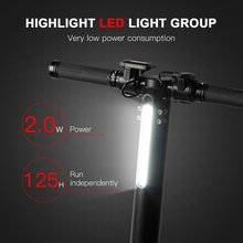 2020 Electric Kick Scooter Foldable Aluminium Alloy For Adult LCD Display 2 Wheels LED Light 120kg Load