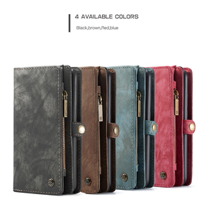 Image 5 - Luxury Business Leather Purse Case For Huawei P30 Pro P20 Lite Flip Wallet Cover Magnetic Phone Bag Cases For Huawei Mate 20 Pro