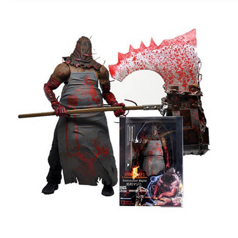 18 cm NECA Biohazard bourreau Majini figurine jouet horreur Halloween cadeau