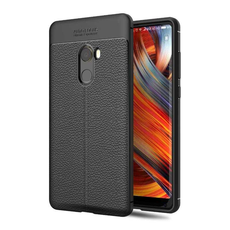 "Joomer Lichee Pattern Shock Proof Soft 5.99""For Xiaomi Mi Mix 2 Case For Xiaomi Mi Mix2 Cell Phone Case Cover"