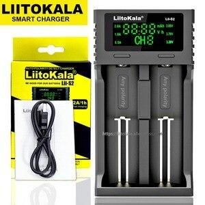 Image 4 - Liitokala cargador de batería recargable Lii 500, Lii PD4 de Lii S1, lii S2, 2020, para 18650 V, 3,7, 21700, 26650, AA, AAA, 20650