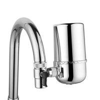 360 Degree Swivel Water Purifier Household Kitchen Filter Shower Kitchen Toilet Purification
