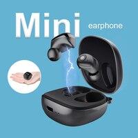 NILLKIN True Wireless Earbuds TWS Bluetooth 5.0 earphone IPX5 Sport Head set stereo Auto Pair 5 Hour Play Charging Case