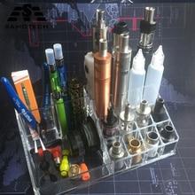Base Stand-Holder Storage-Rack Ce for E-Liquid Mods E-Cigarette-Organizer Receive-Case