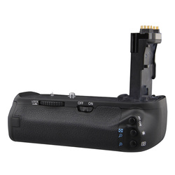Anti Impact Professional Camera Photography Battery Grip Replacement Vertical Shooting Easy Install Practical For Canon 70D 80D