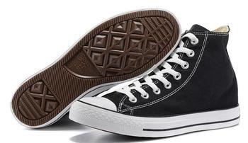 Converse all star Classic-zapatillas de deporte altas para hombre y mujer, zapatos...