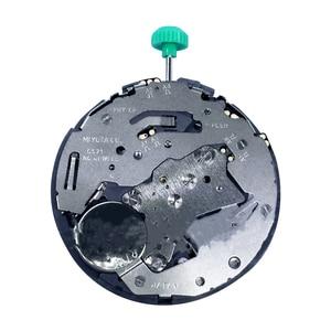 Image 1 - 交換 OS21 クオーツ時計のムーブメントのための 6 で日御代田 OS21 ムーブメント修理部品クォーツ腕時計