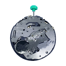 Reemplazo OS21 reloj de cuarzo movimiento día a 6 para Miyota OS21 piezas de reparación de movimiento reloj de pulsera de cuarzo