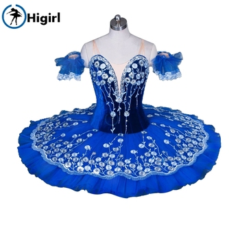 blue bird ballet tutu for girls Princess Florina professional ballet tutu adult nutcracker tutu performance tutu child BT9031 шапка tutu tutu tu006cbeirq1