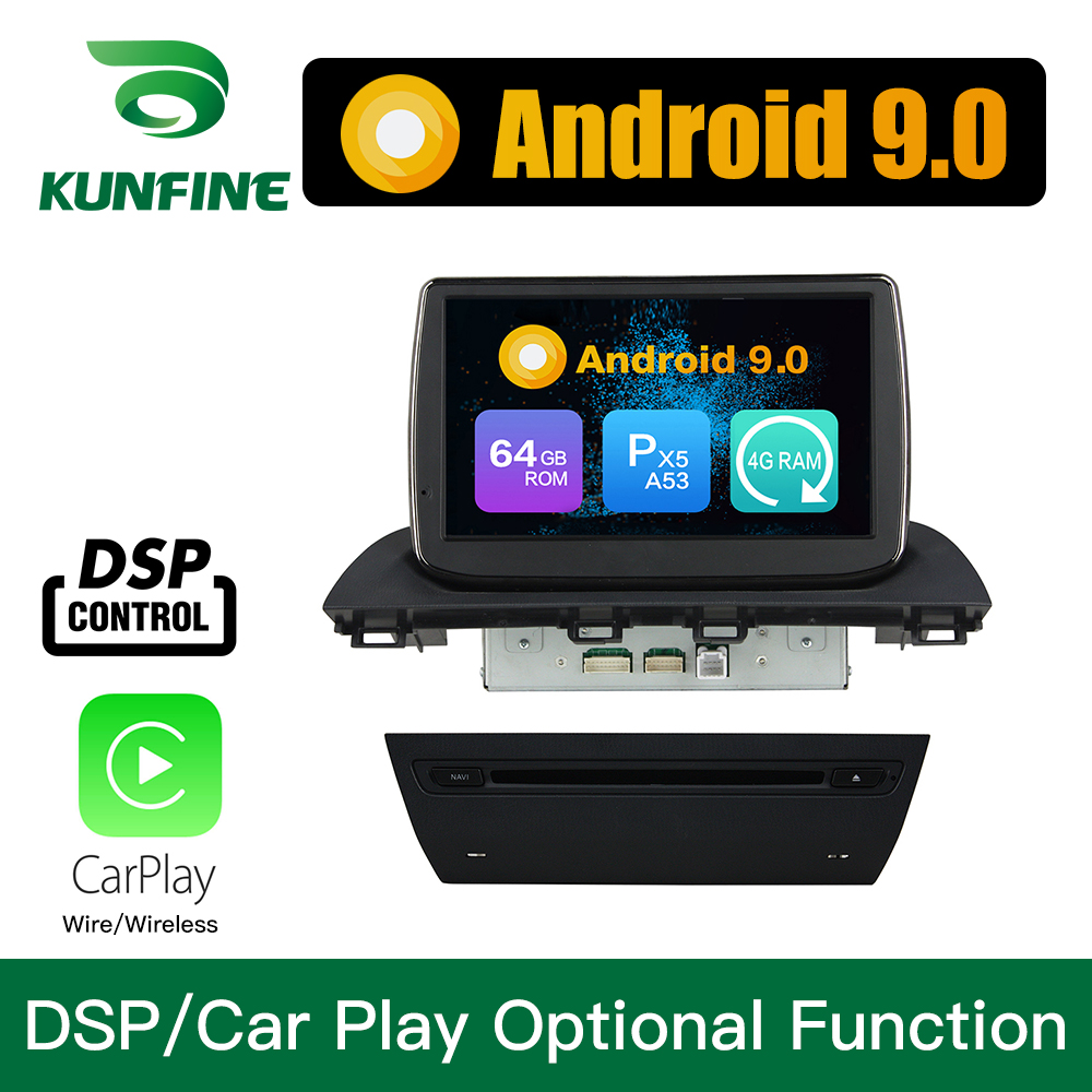Android 9.0 Octa Core 4GB RAM 64GB ROM Car DVD GPS Navigation Player Car Stereo for <font><b>Mazda</b></font> <font><b>3</b></font> Axela 2014 <font><b>2015</b></font> 2016 2017 2018 image