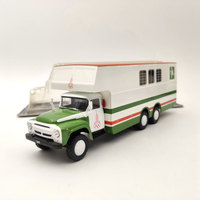 DeAgostini 1/43 ЗИЛ 133Г1 Carriage Horses 1980 Truck USSR Vehicles Russian Diecast Models Car Toys