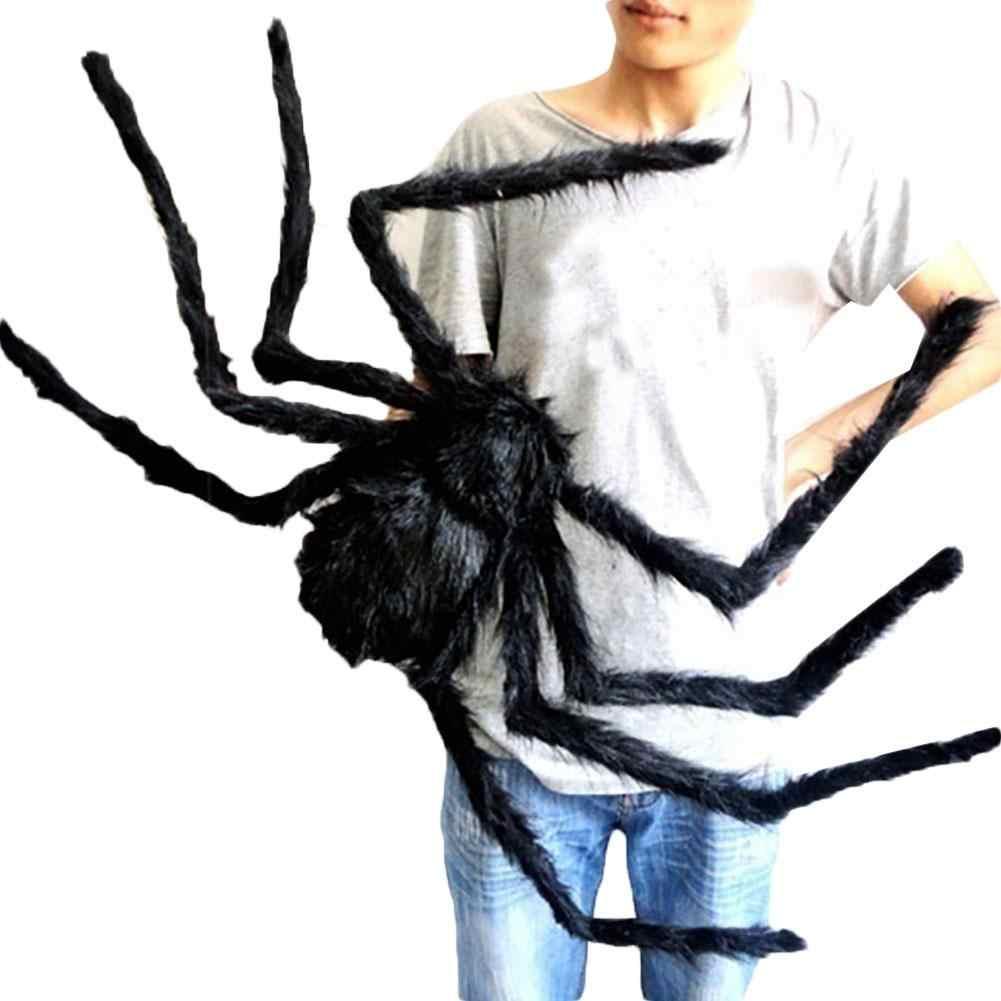 Хэллоуин ужасный Гигантский паук подвесное украшение дом с привидениями бар орнамент