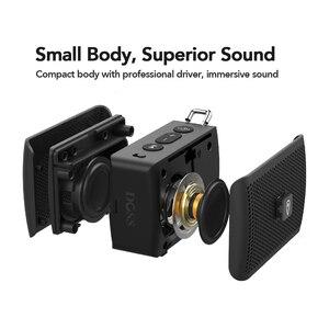 Image 2 - DOSS Genie Tragbare Bluetooth Lautsprecher IPX4 Mini Wireless Lautsprecher Stereo Sauberen Klang Box mit Eingebautem Mikrofon für Geschenk Präsentieren