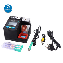 Jabe UD 1200 Lead Free Soldering Iron Station Cell Phone PCB BGA Welding Tool 2.5S Rapid Heating Dual Channel Solder Tool