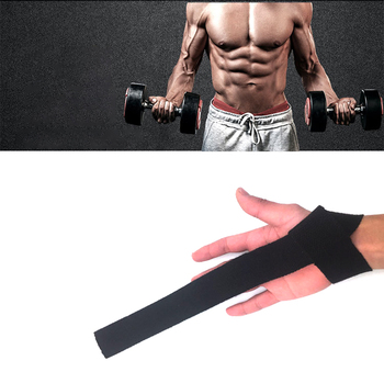 New 2pcs Gym Lifting Straps Weight lifting Wrist Weight Belt Body Building Gloves for Women Men Fitness Crossfit Barbells Power 5
