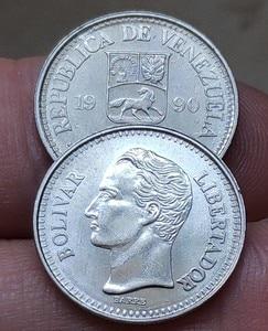 Bolivar 17 мм, 100% настоящая копилка, оригинальная коллекция