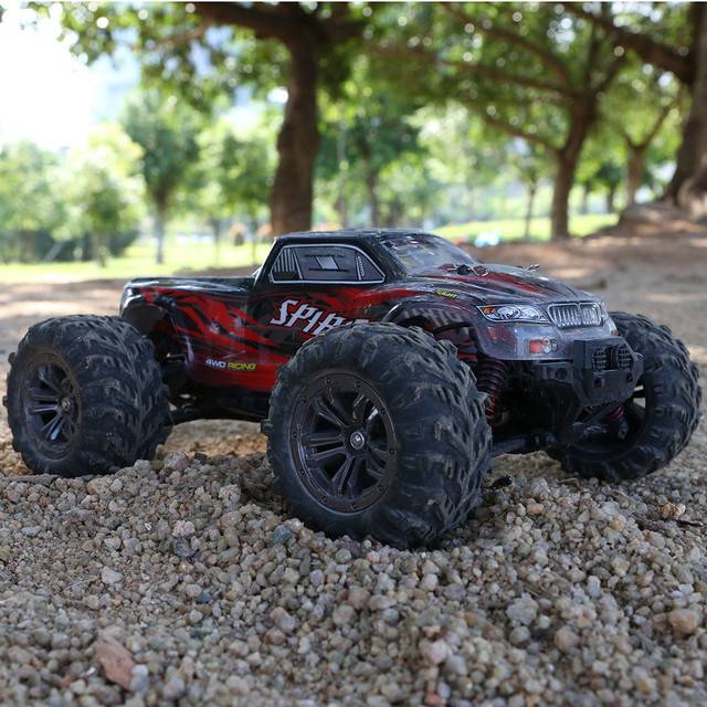 1:16 Racing RC Car Rock Crawler remote Control Truck 15 Mins Play Time 52KM/H 2.4 GHz Drift Buggy Toy Car For Kids#0515hwc 6