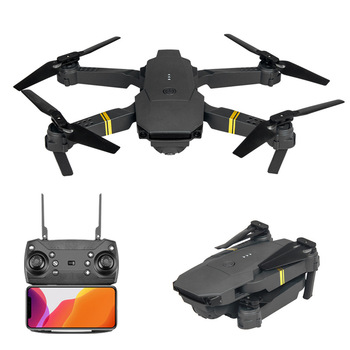 E58 Cross Border Folding Unmanned Aerial Vehicle Aerial Photography High-definition Profession Quadcopter Fixed-Height Telecontr