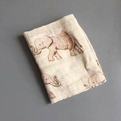 Новинка; хлопковое детское одеяло для новорожденных; мягкое детское одеяло из органического хлопка; муслиновое Пеленальное Одеяло для кормления; тканевое полотенце; шарф; детские вещи - Цвет: 15
