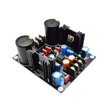 Lusya LM317 LM337 Servo düzeltme filtre güç kaynağı kurulu AC DC filtre güç kaynağı G12 012