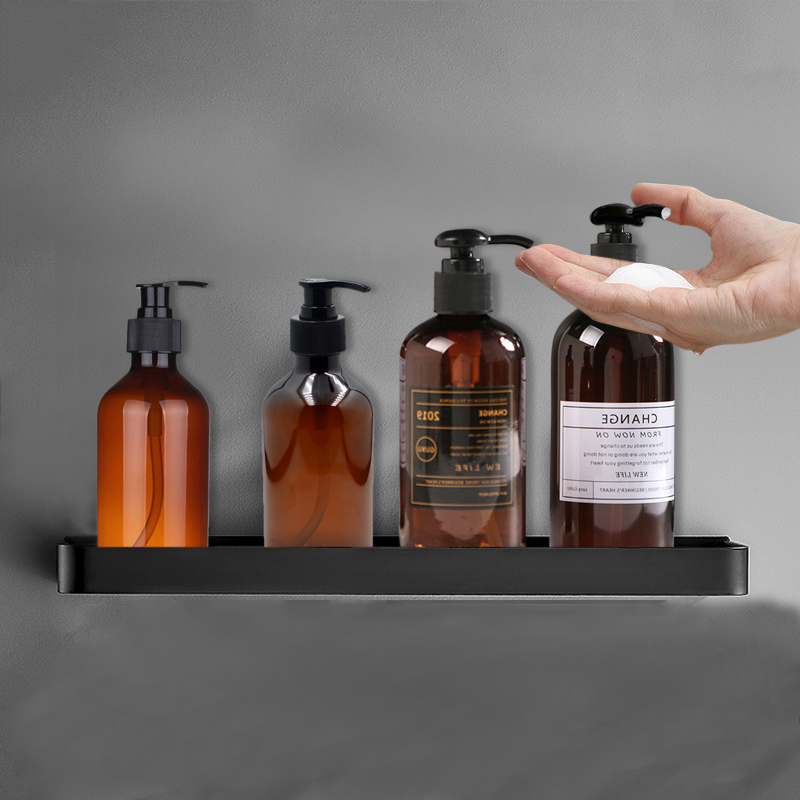 Newest Shampoo Press Bottle Liquid Shower Gel Refillable Portable Soap Dispensers Simple Nordic Style Bathroom Accessories