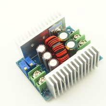 300W 20A DC-DC Buck Converter Step Down Module Constant Current LED Driver Power Step Down Voltage Module Electrolytic Capacitor