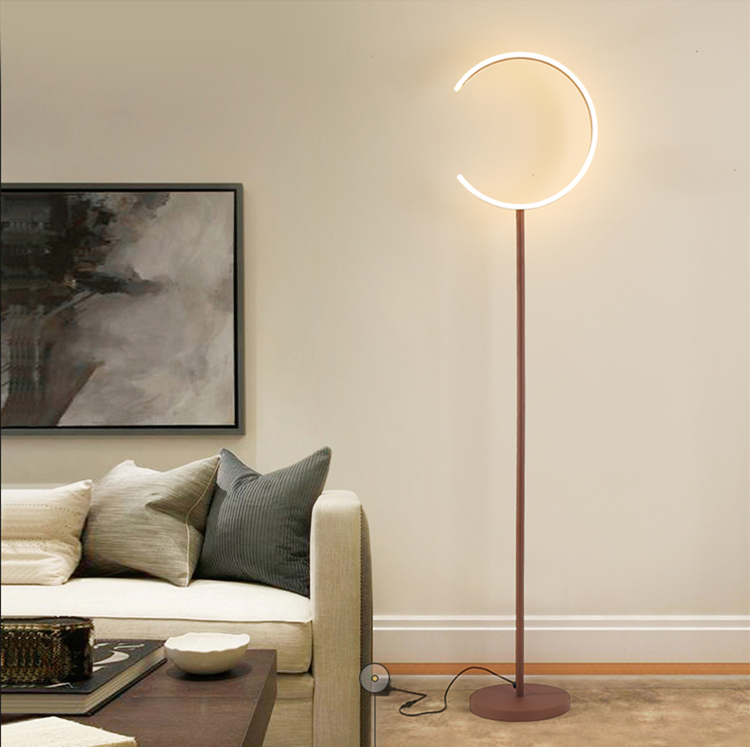 Floor Lamp Moon Led 26w Dimmable