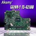 13269-1 für DELL inspiron 3542 DELL 3542 3442 5749 motherboard 13269-1 PWB FX3MC REV A00 motherboard i5-4210U GT820M PM