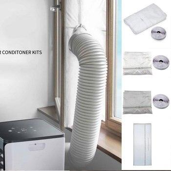 Nueva placa de sellado de aire acondicionado para ventana, cubierta suave de...